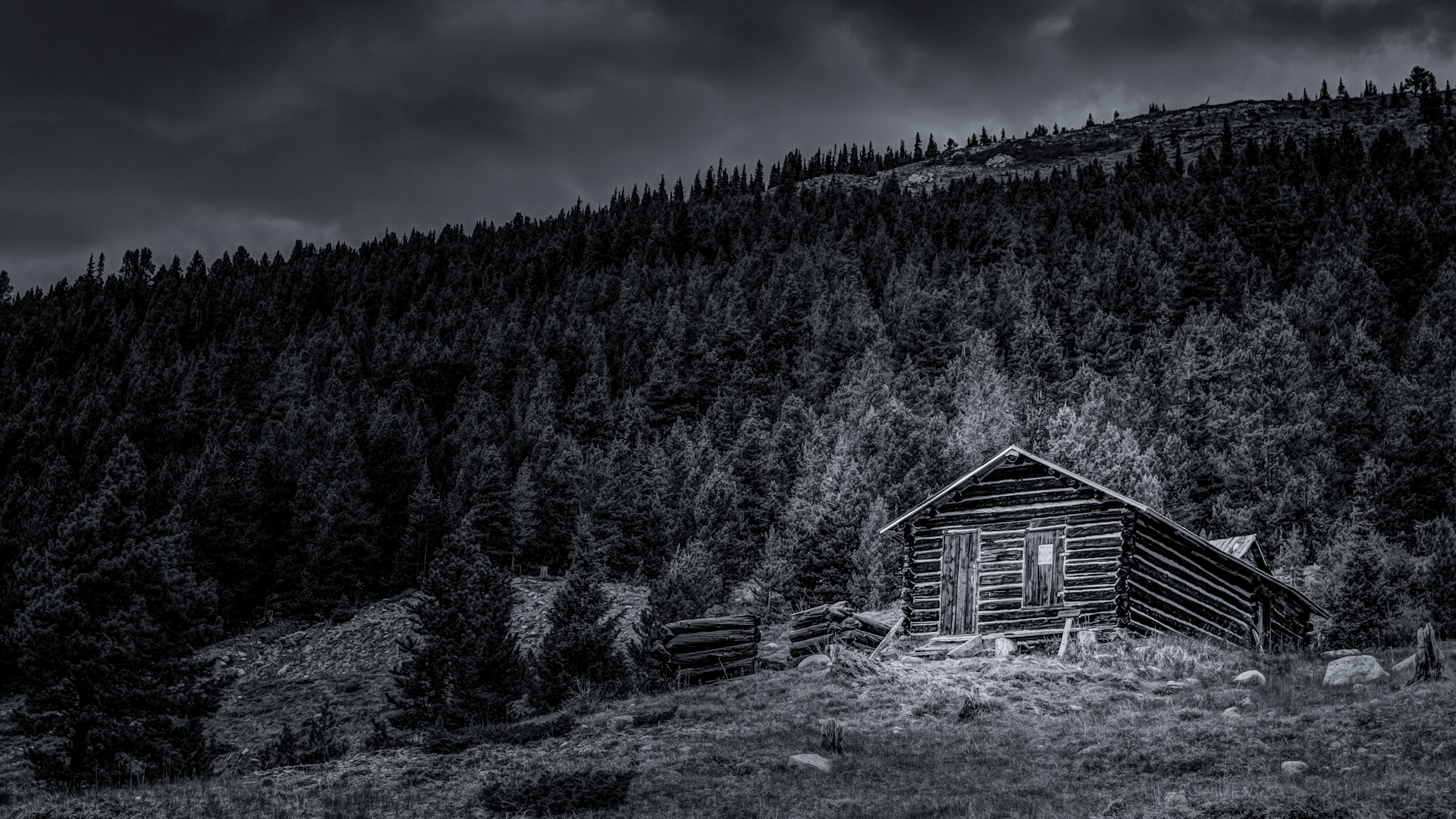independence ghost town - toby harriman visuals