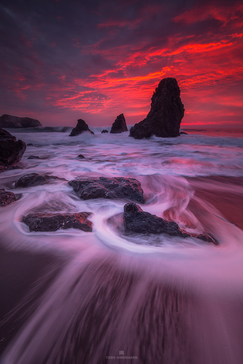 Seascape Photography - Toby Harriman