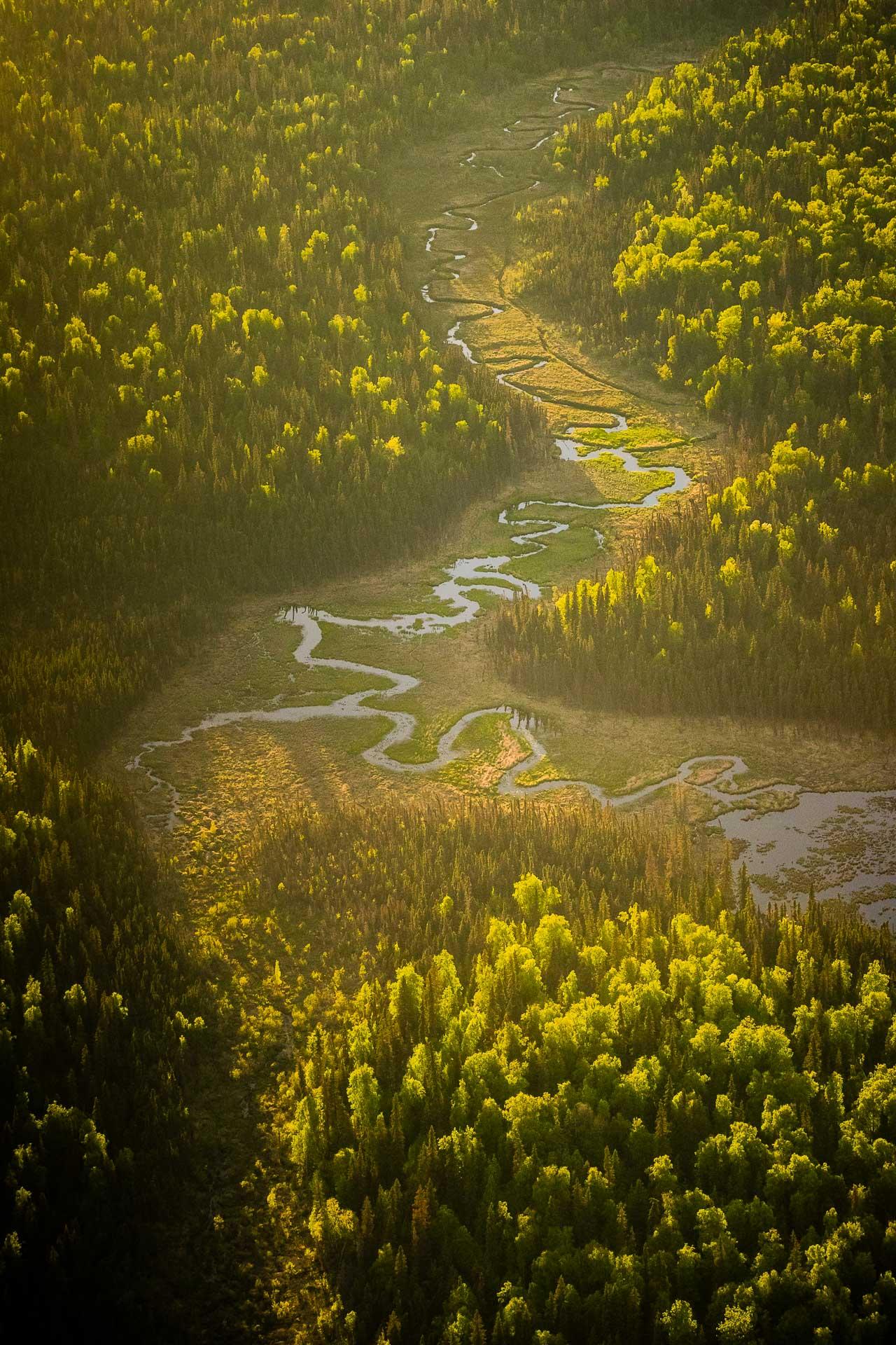 Kenali Alaksa Rivers